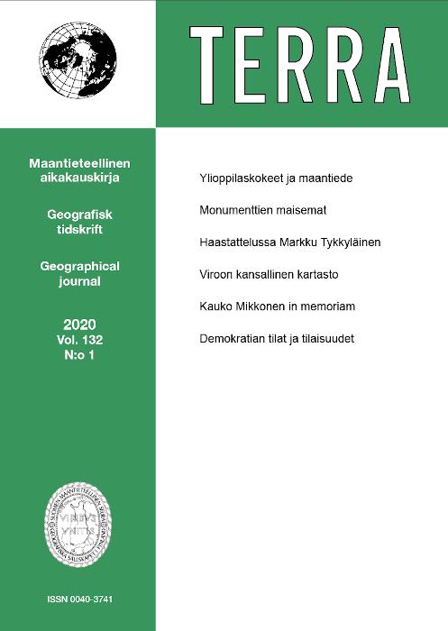 Vol 132 Nro 1 (2020)