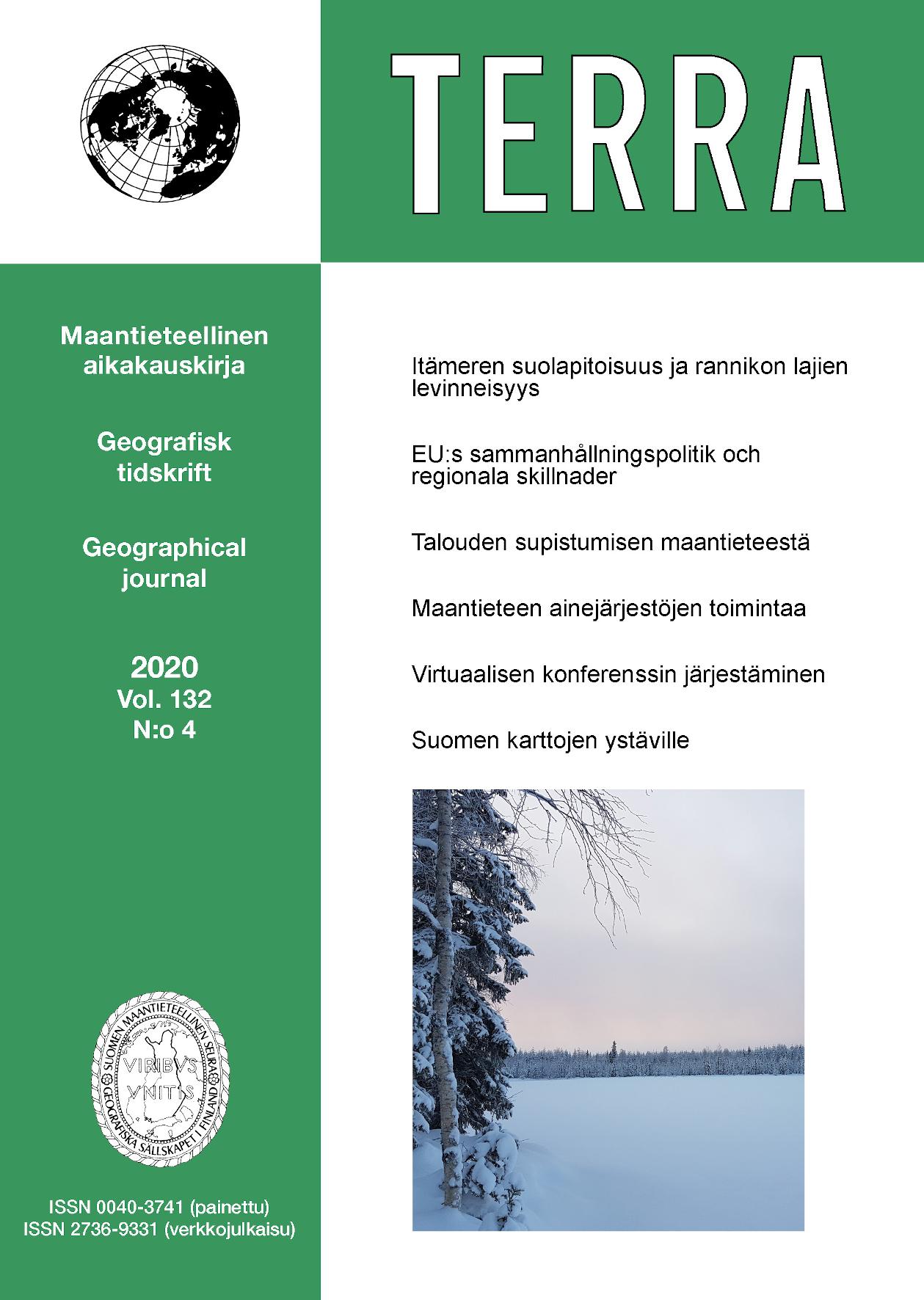 Vol 132 Nro 4 (2020)