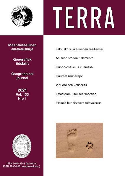 Vol 133 Nro 1 (2021)